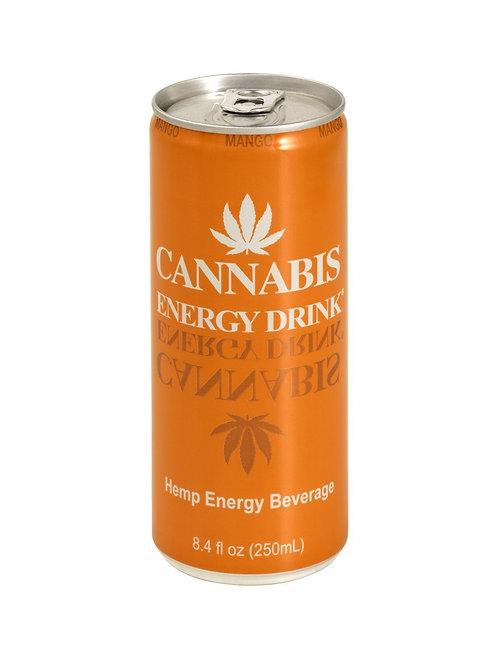 Cannabis Energy Drink-Mango
