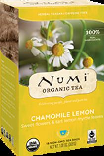 Sweet Meadows-Chamomile Lemon Herbal Teasan