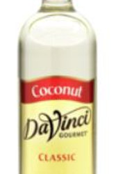 DaVinci Gourmet Classic Syrup - Coconut