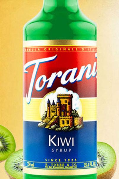 Kiwi Syrup