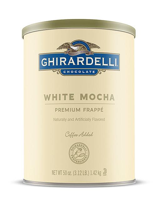 White Mocha Frappè Can Case, 6 ct./ 3.12 lbs. ea.
