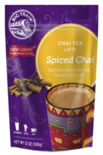 Big Train Chai Tea Mix - Spiced Chai, Single Serving