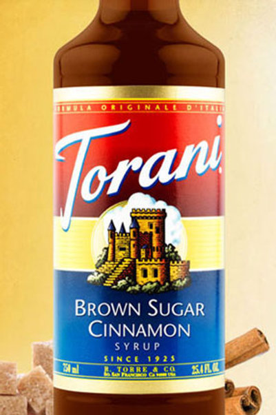 Brown Sugar Cinnamon Syrup