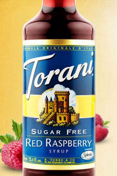 Sugar Free Red Raspberry Syrup