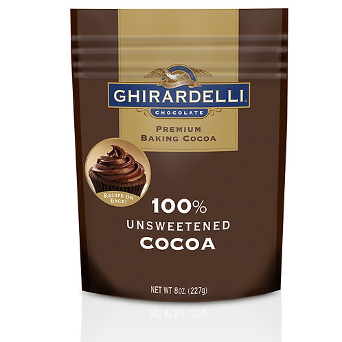 100% Unsweetened Ground Cocoa