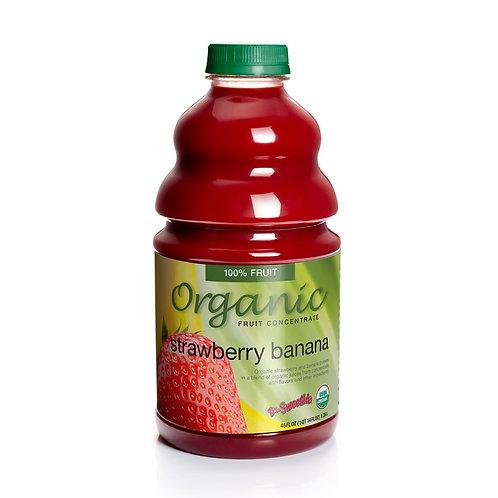 Organic Strawberry Banana