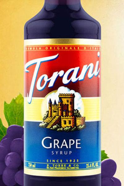 Grape Syrup