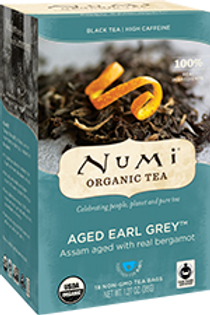 Aged Earl Grey-Bergamot Assam Black Tea