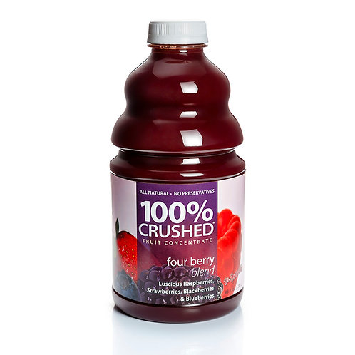 Four Berry 100% Crushed Fruit Smoothie