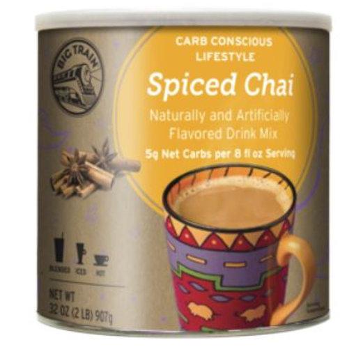 Big Train Carb Conscious Mix - Spiced Chai Tea Latte