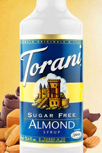 Sugar Free Almond Syrup