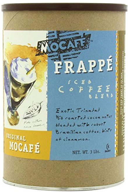 Mocafe Frappè Iced Coffee Blend, Original