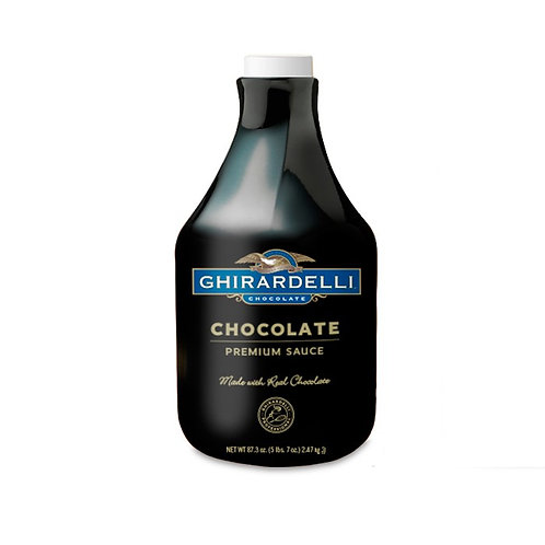 Black Label Chocolate Sauce
