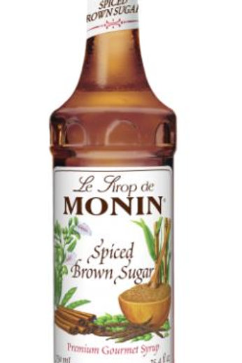 Spiced Brown Sugar Syrup