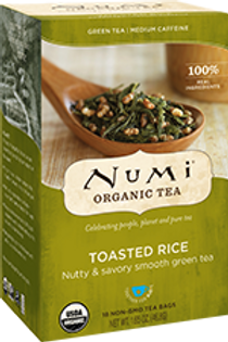 Toasted Rice-Green-Gen Mai Cha