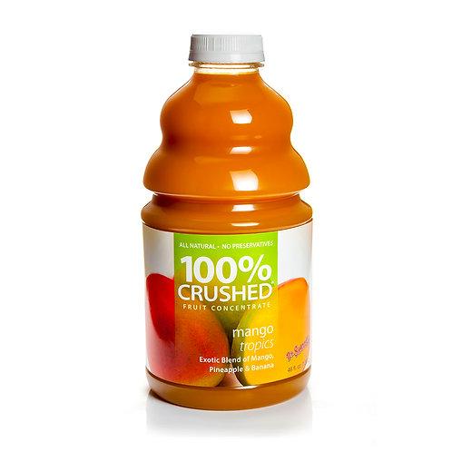 Mango Tropics 100% Crushed Fruit Smoothies