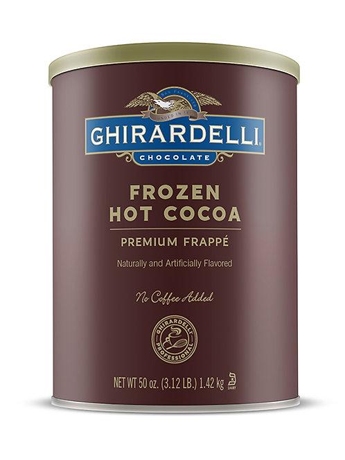 Frozen Hot Chocolate Frappè Case, 6 ct.