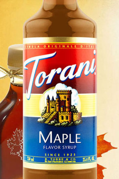Maple Flavor Syrup