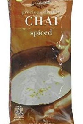Mocafe Precious Divinity Spiced Chai Tea Mix, Case of 4/3 lbs.