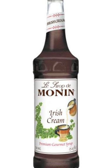 Irish Cream Syrup