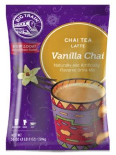 Big Train Chai Tea Mix - Vanilla Chai, 3.5 lbs.