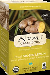 Ginger Sun-Decaf Ginger Lemon