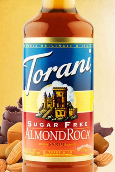 Sugar Free Almond Roca Syrup
