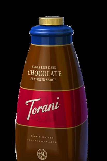Sugar Free Dark Chocolate Sauce