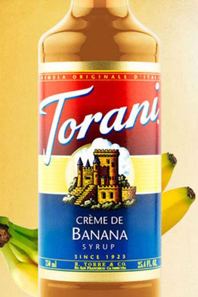Crème de Banana Syrup