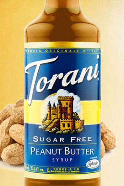 Sugar Free Peanut Butter Syrup