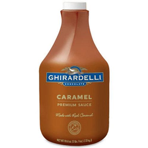 Caramel Sauce Case