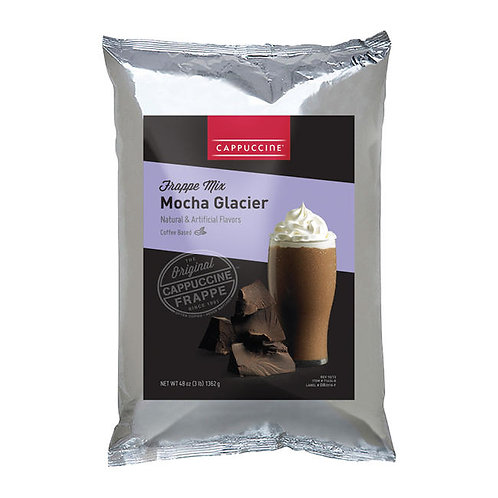 Mocha Glacier, Case of 5/3 lbs. ea.