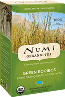 Green Rooibos-Sweet African Red