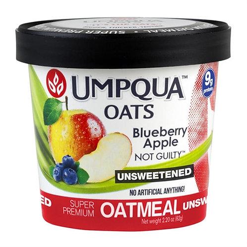 Blueberry Apple Not Guilty Oats