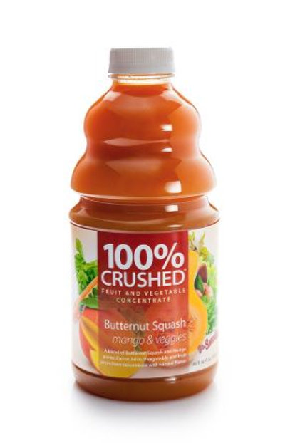 Butternut Squash Mango & Veggies 100% Crushed