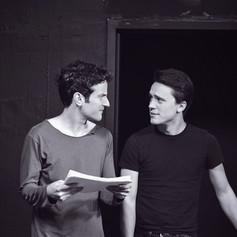 HOMOS... - in rehearsal