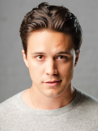 Jordan Dell Harris - Headshot