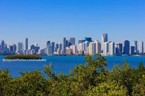 Miami Office Skyline