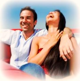 Laugh a Day Keeps Divorce Away