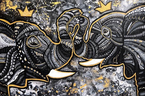 ELEPHANT MAJESTIC