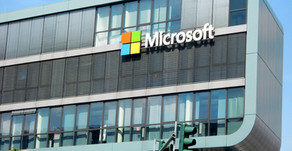 Microsoft – Cloud Computing is a Megatrend