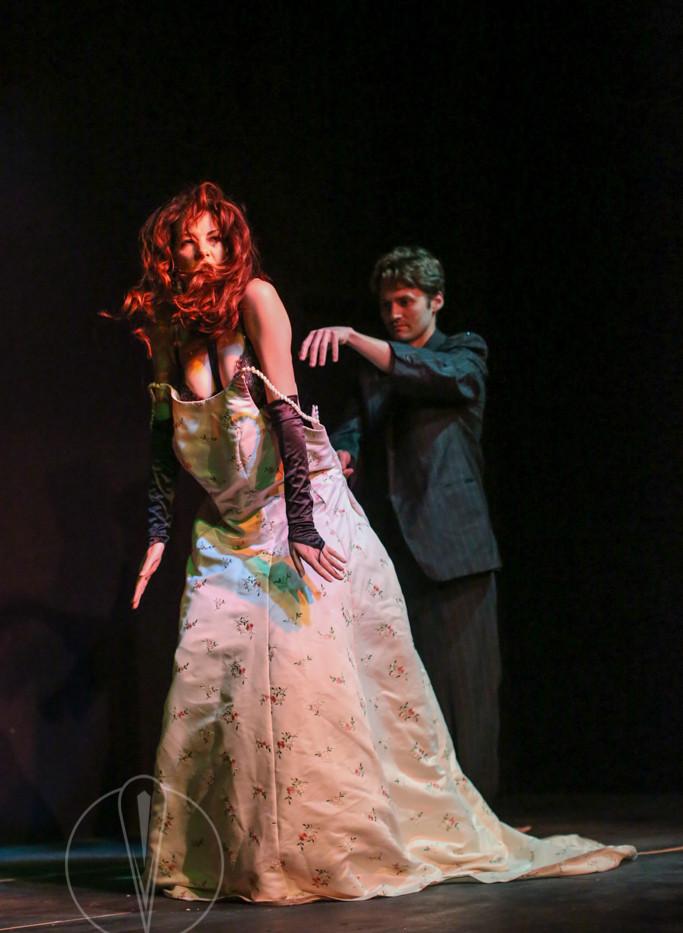 Persephone & Hades