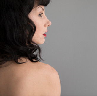 Model: Perse Fanny Photographer: Breathless Boudoir