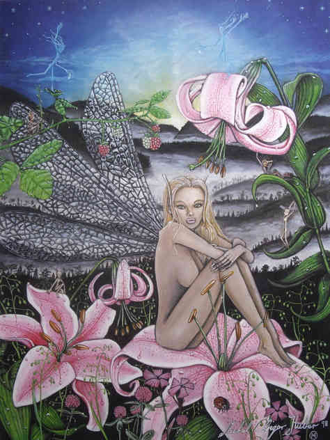 Flower Fairy III
