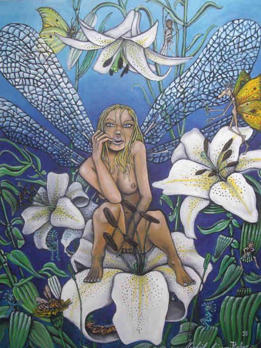 Flower Fairy II