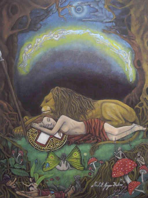 Sleeping Helvetia