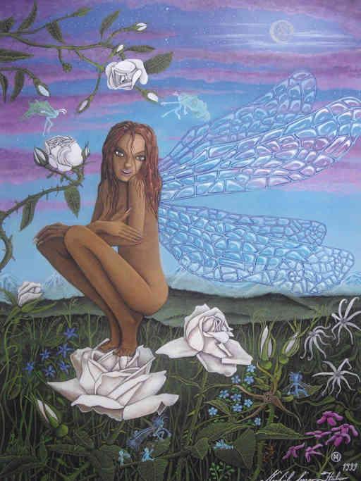 Flower Fairy IV