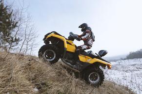 Clark County ATV/UTV Trails-Off-Road Motorcycle Close for Season