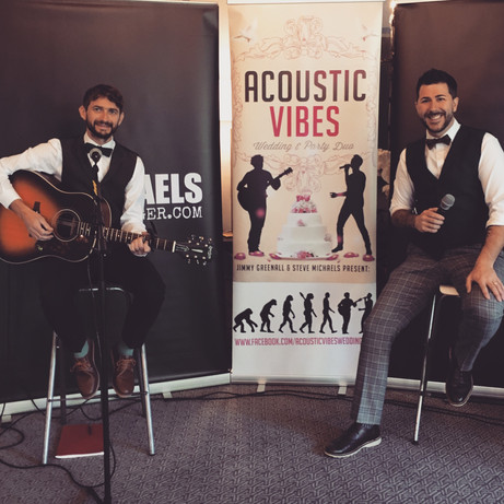Acoustic Vibes Duo