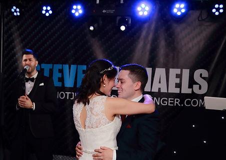 Steve Michaels Wedding First Dance Sung Live